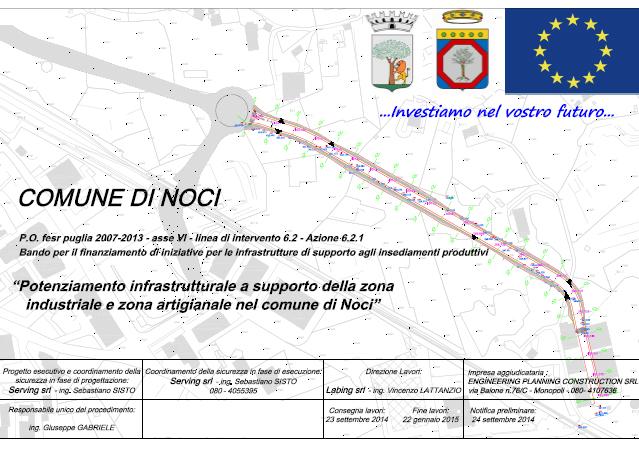 Comune di Noci- Z.I.