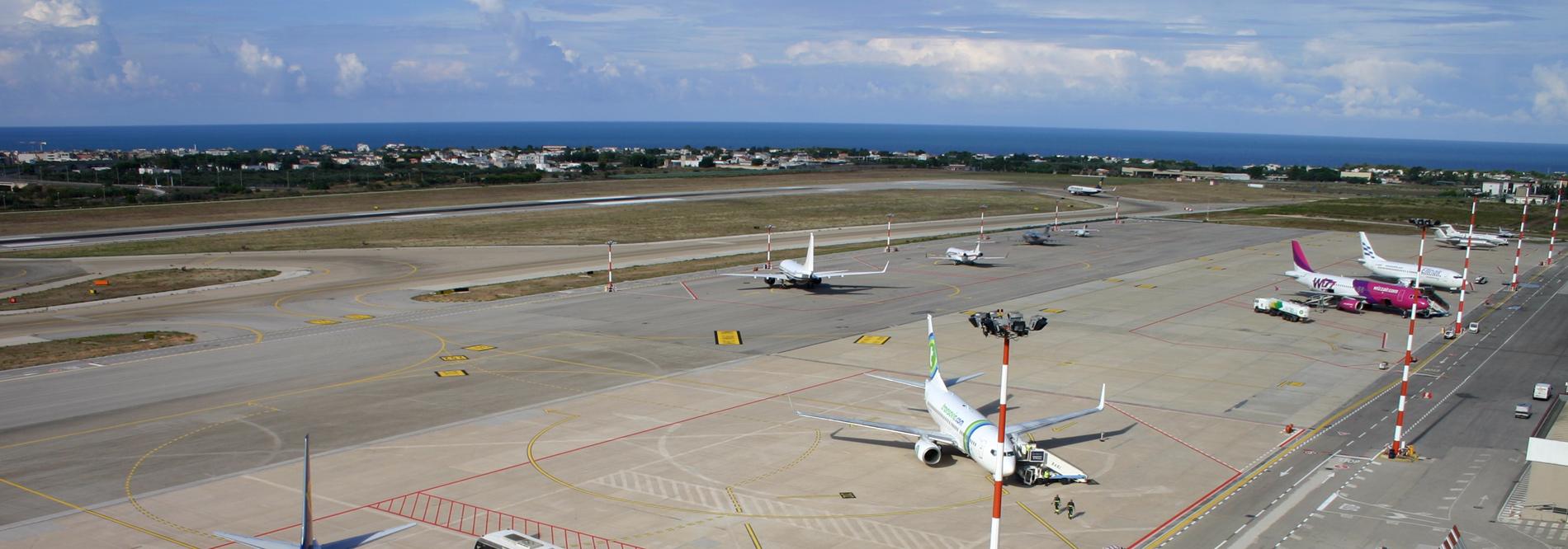 EPC SRL Aeroporti di Puglia Spa